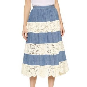 Alice and Olivia Skirt